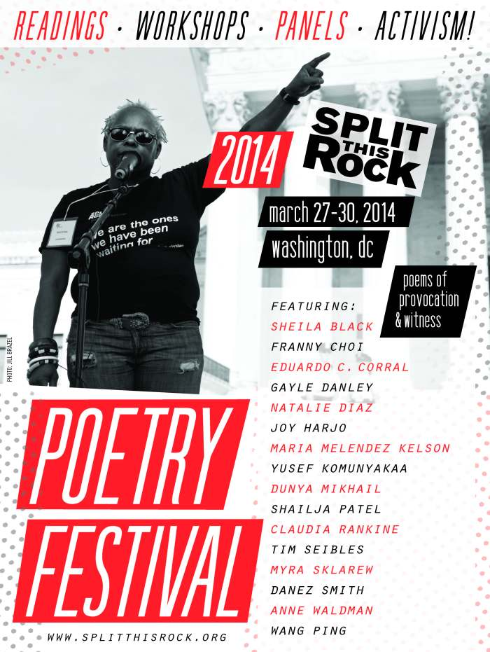 Split This Rock Festival 2014