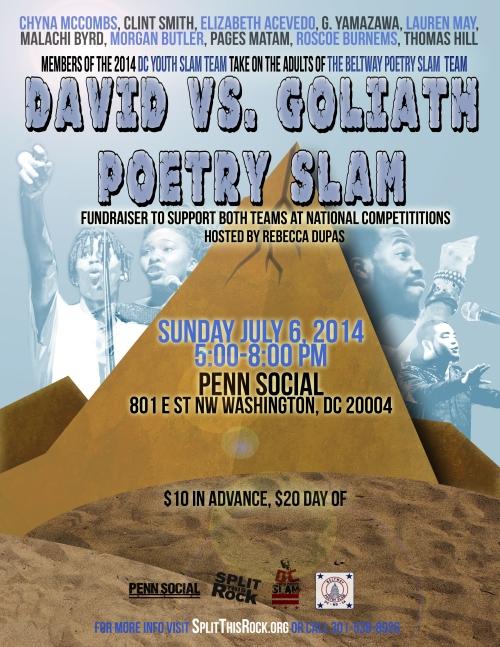 David Vs Goliath 2014