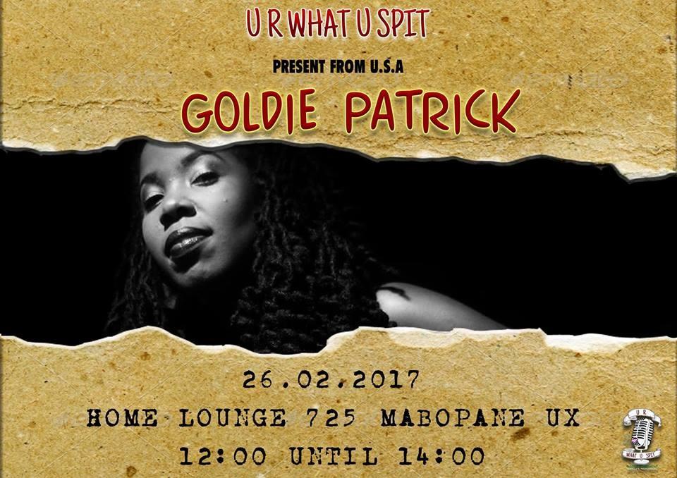 Goldie Flier Mabopane