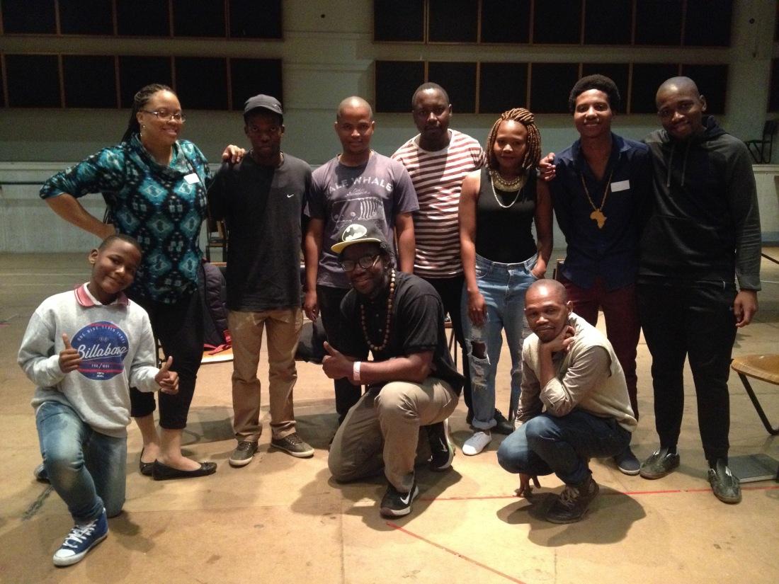 SA State Theatre Incubator Program Workshop