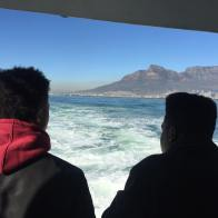 Southeast to South Africa