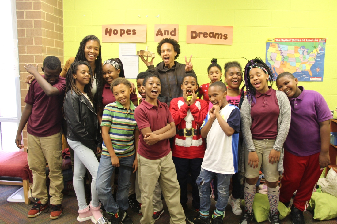 Ms. Thompson's Class Hopes and Dreams